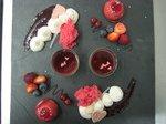 valentijn dessert om te delen