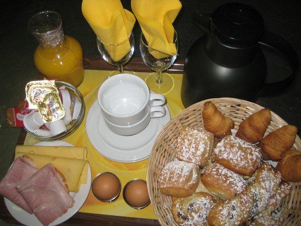 Standaard ontbijt